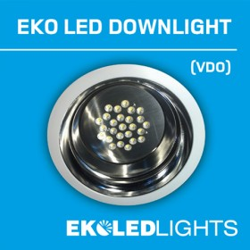 FOTO EKO LED DOWNLIGHT (VDO)