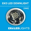 EKO LED DOWNLIGHT(VDO)