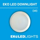 EKO LED DOWNLIGHT (1D)